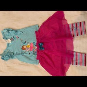 Disney Fancy Nancy 3T outfit